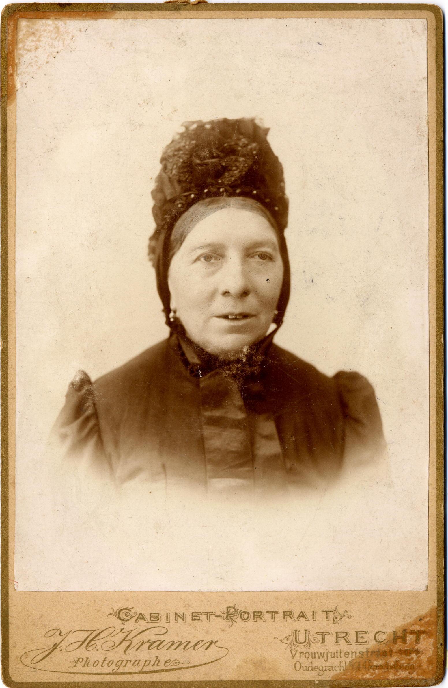 Alida Johanna Houtkamp (1829-1906)
