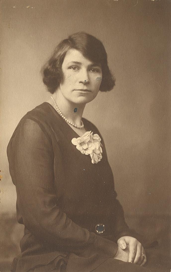 Antonia Johanna van Aggelen (1906-1989)
