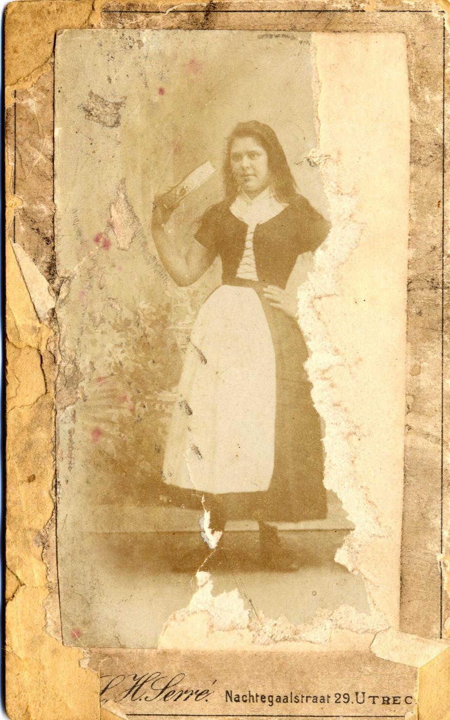 Barbara Helena van Meeteren (1887-1916)