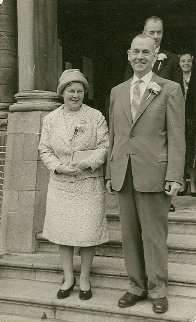 Barbara Margaretha Schoots (1906-1991), Jillis Adrianus Brouwer (1903-1984)