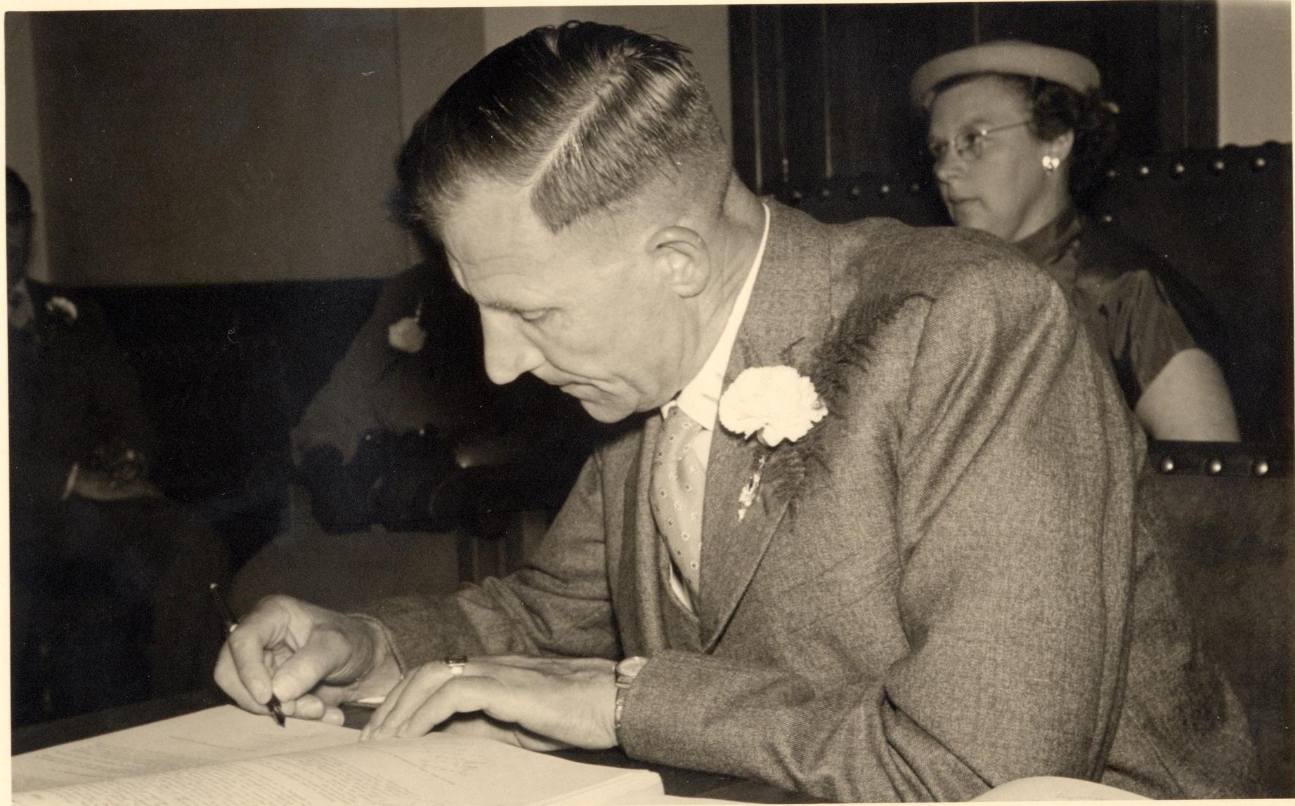 Bernardus Gaasbeek (1893-1966)