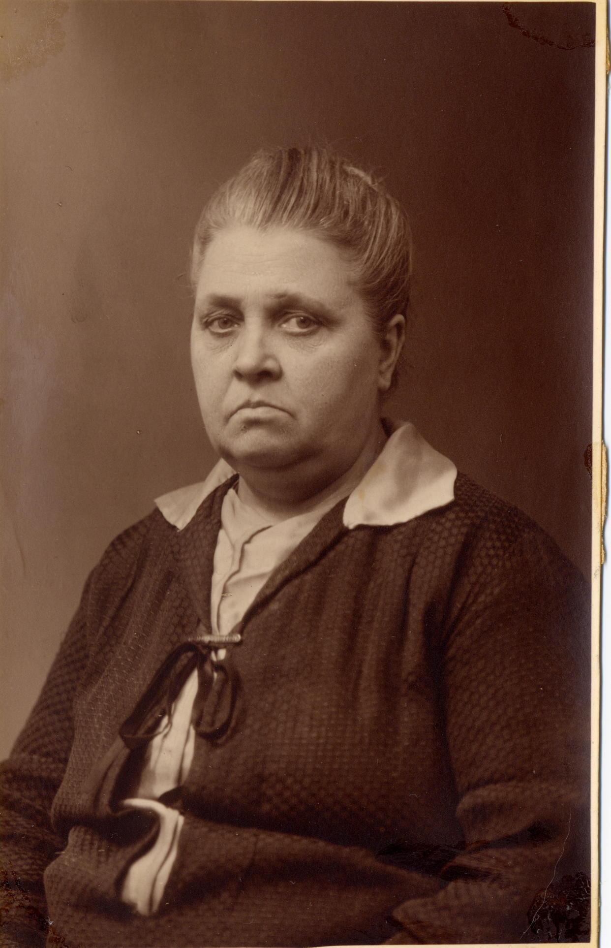 Geertruida Elisabeth van Vessem (1875-1939)