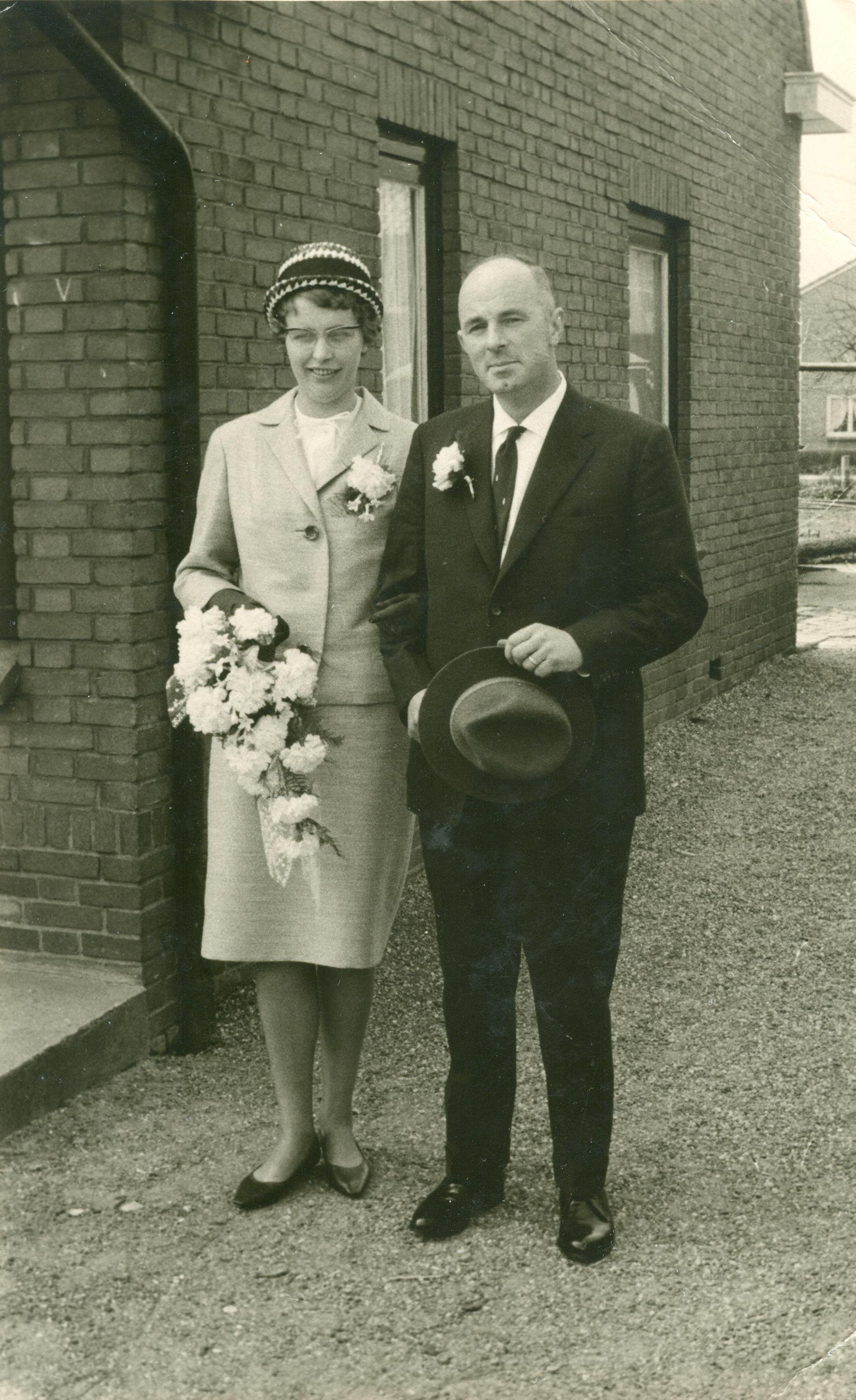 Gerarda Wilhelmina Gaasbeek (1928-2015), Kees Beets (1918-1992)