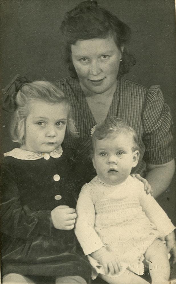 Helena Margaretha Brouwer, Barbara Margaretha Schoots (1906-1991), Maria Geertruida Brouwer
