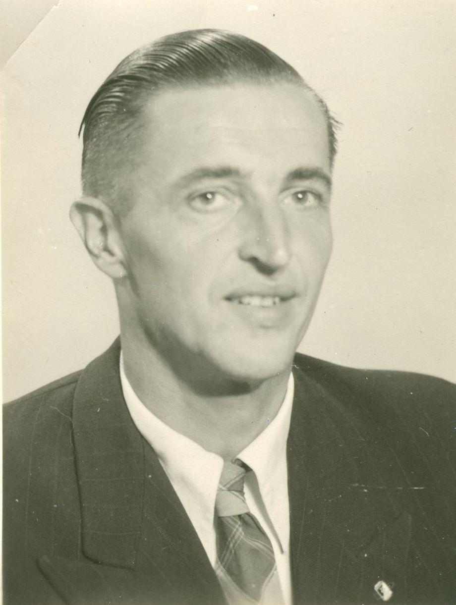 Hendrik Gaasbeek (1920-1990)