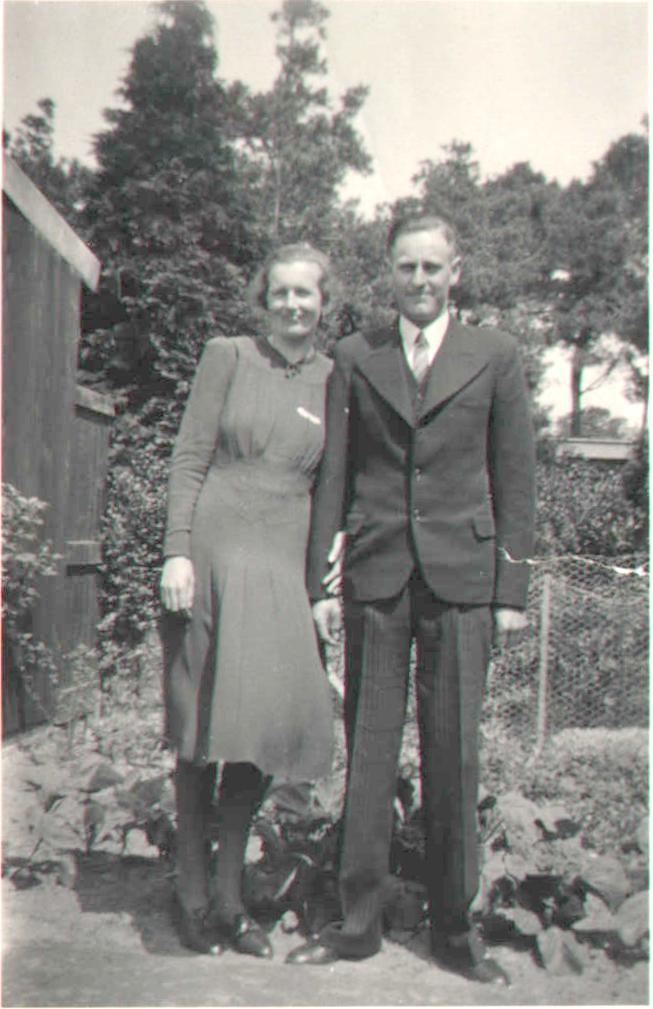 Hendrika Kuus (1914-1996), Frederik Johannes ten Boske (1915-1995)