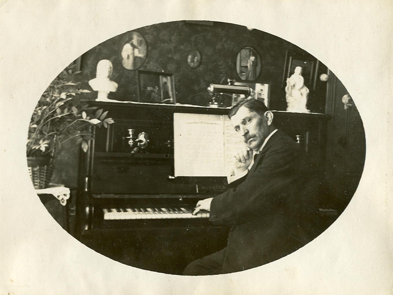 Hendrikus Theodorus van Vessum (1872-1954)