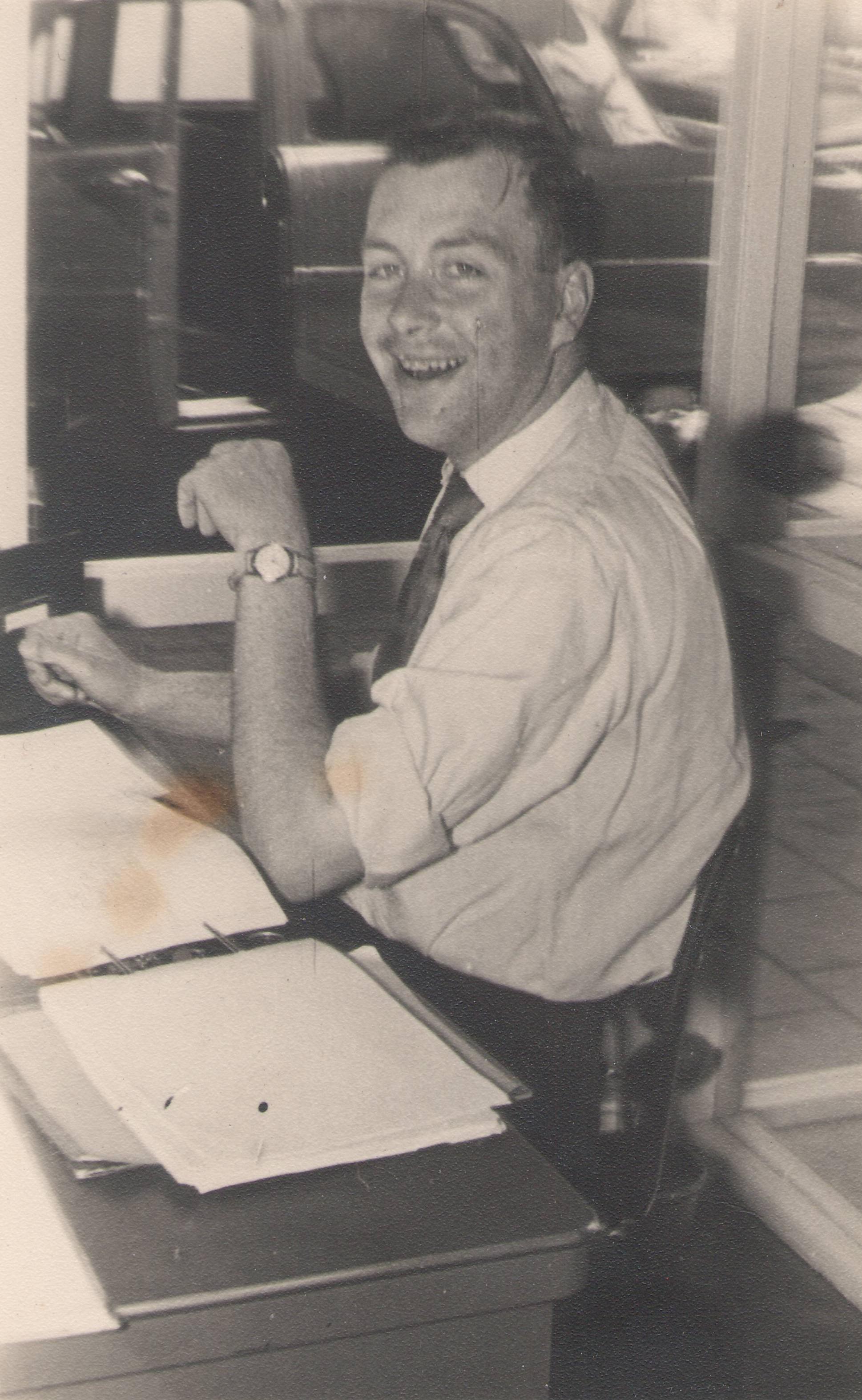 Johannes Pieter Brouwer (1929-2012)