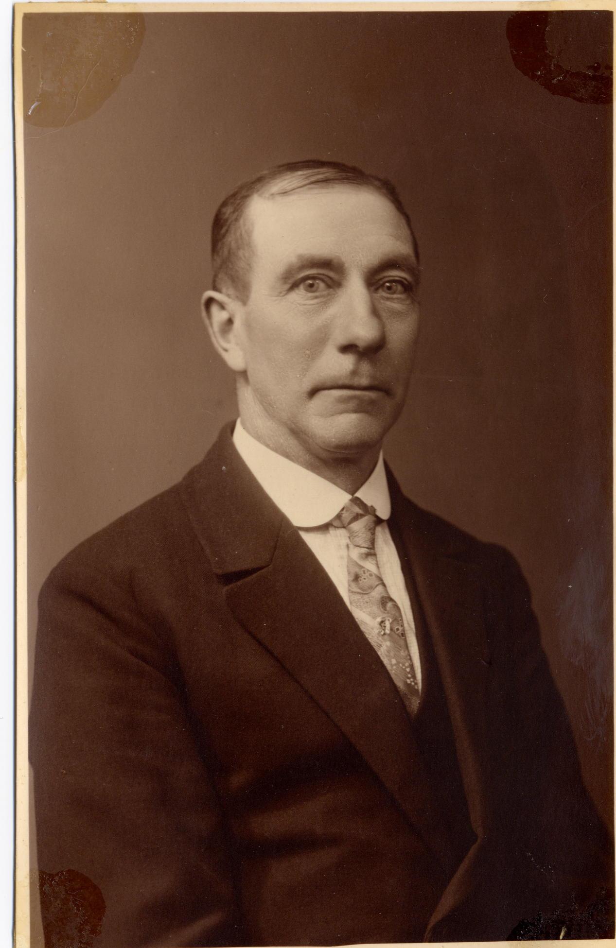 Jillis Adrianus Brouwer (1873-1954)