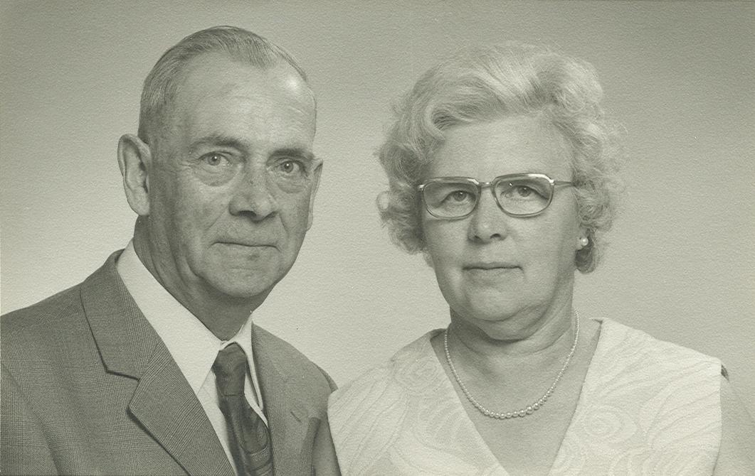 Jillis Adrianus Brouwer (1903-1984), Barbara Margaretha Schoots (1906-1991)