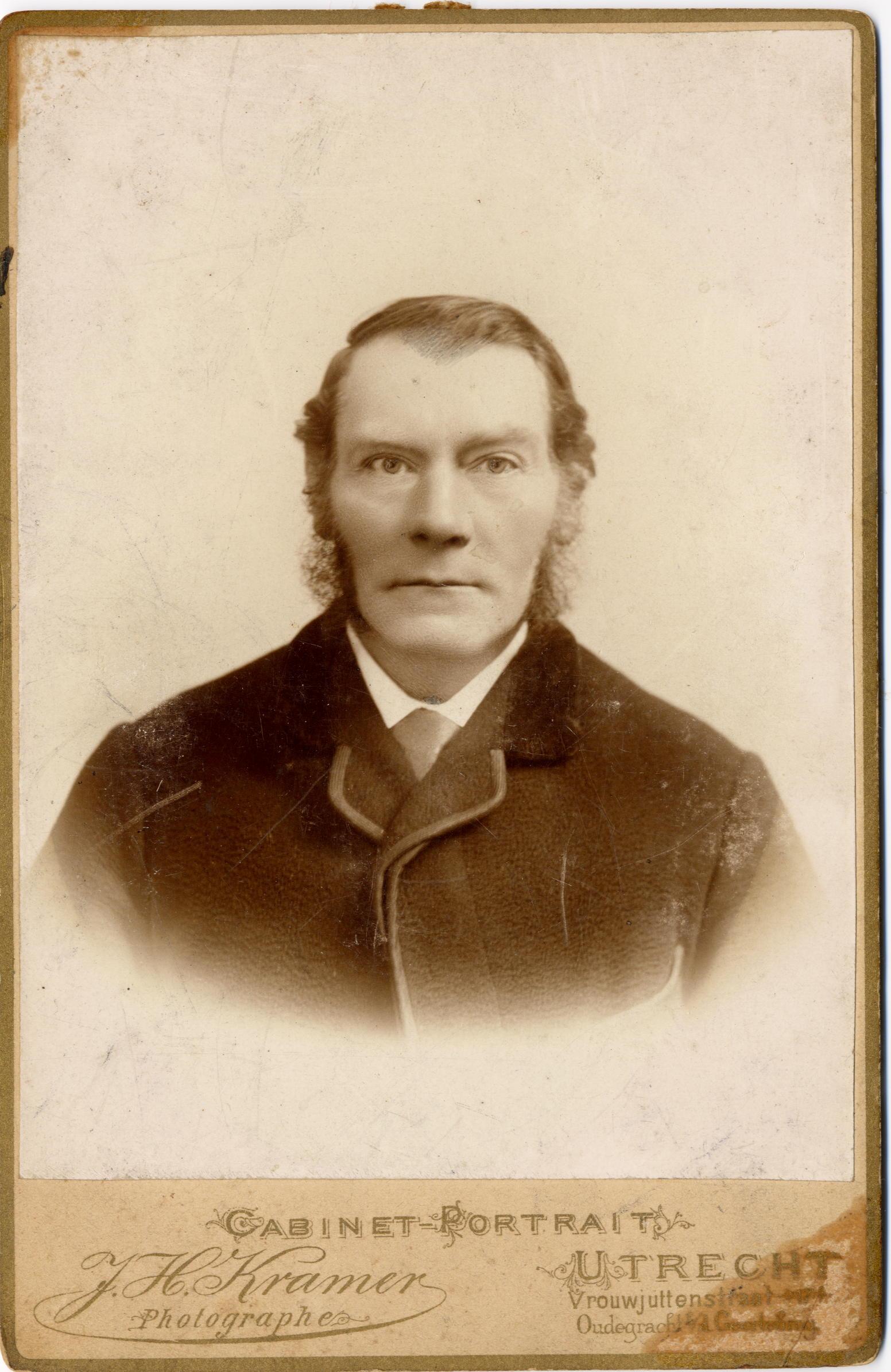 Jillis Brouwer (1843-1917)