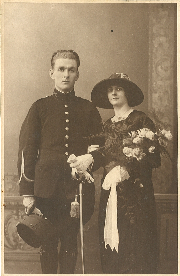 Johannes Matthijs Verstrepen (1898-1951), Alida Catharina Maria Brouwer (1900-1987)