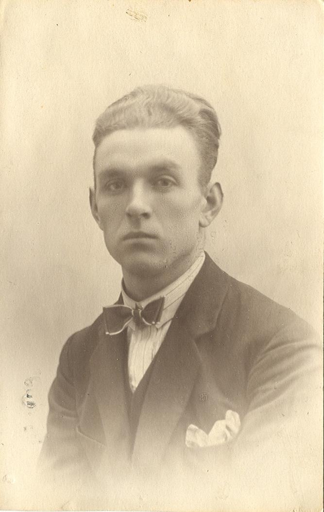 Johannes Matthijs Verstrepen (1898-1951)