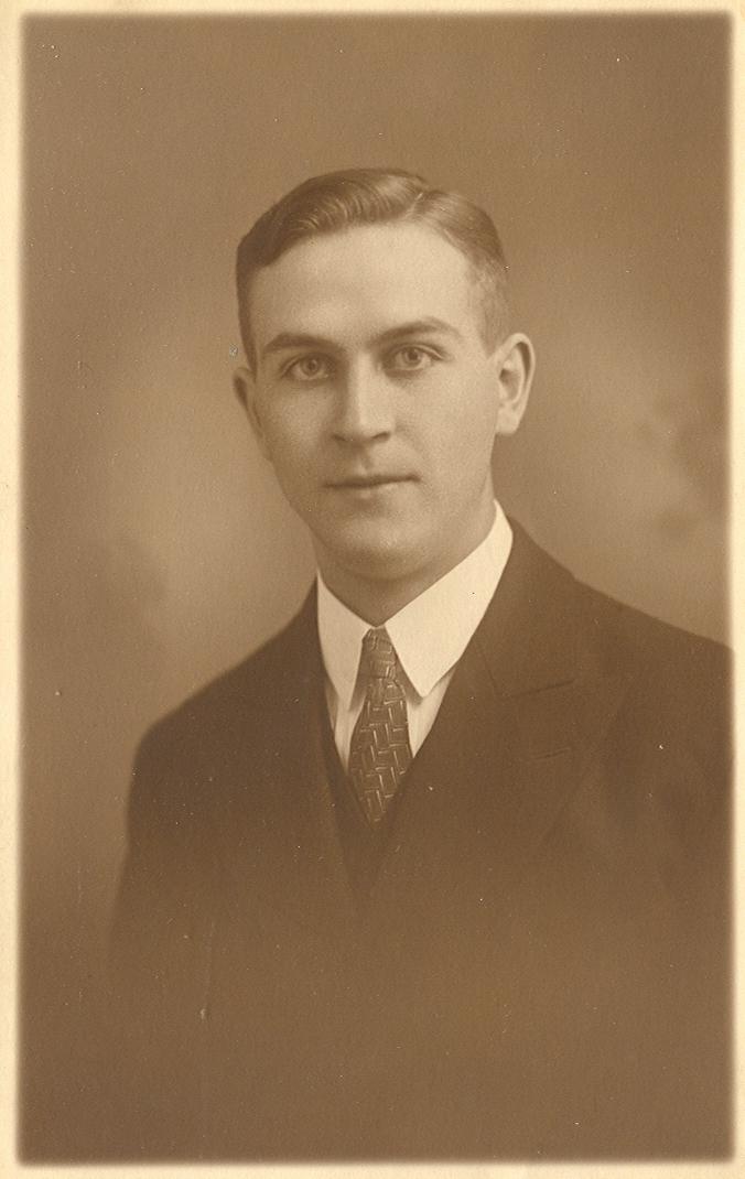 Johannes Pieter Brouwer (1910-1990)