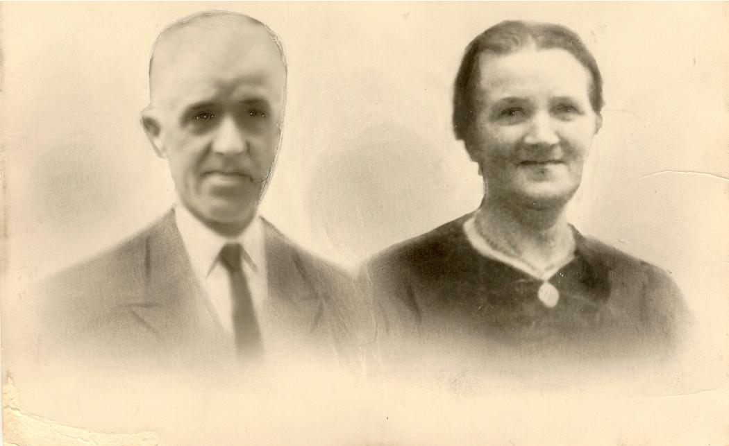 Leendert Muis (1879-1958), Wilhelmina Storm (1879-1950)
