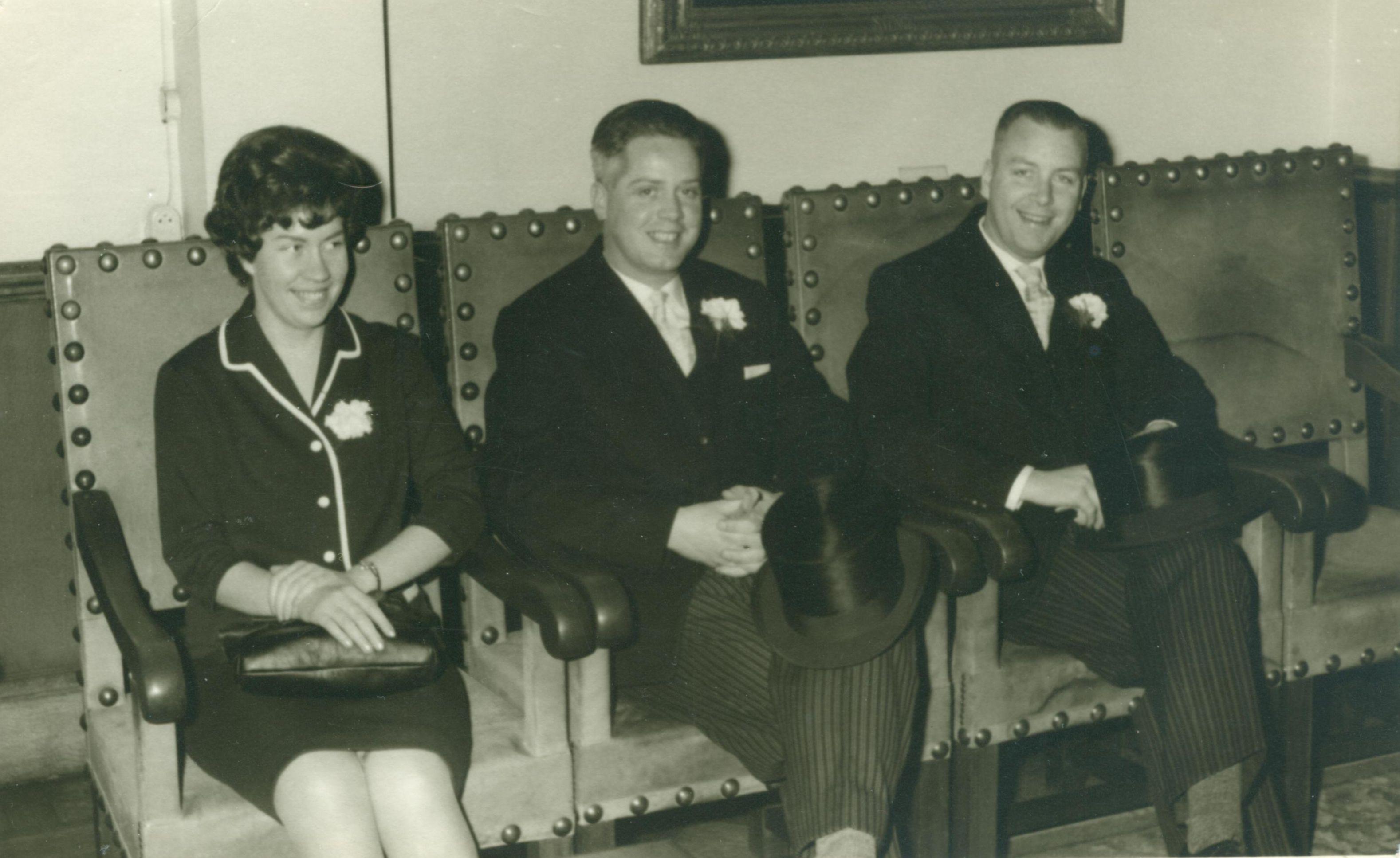 Maria Geertruida Brouwer, Jillis Adrianus Brouwer (1926-1977), Johannes Pieter Brouwer (1929-2012)