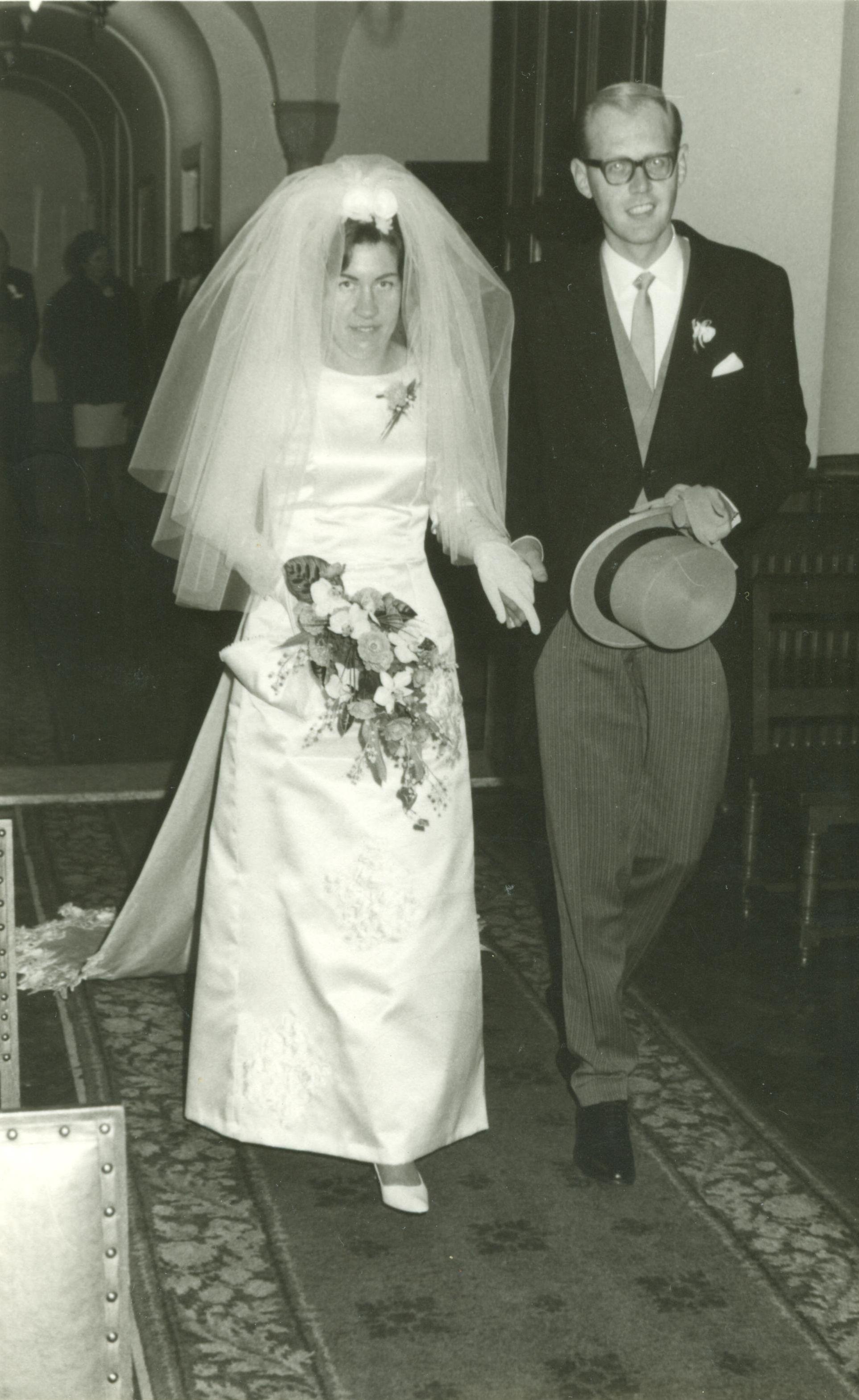 Maria Geertruida Brouwer x Alexander Frans Patist - 1967