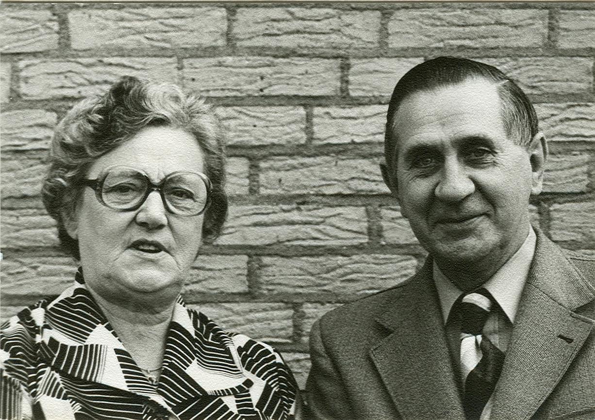 Maria Johanna Agterberg (1912-1990), Pieter Brouwer (1912-2005)
