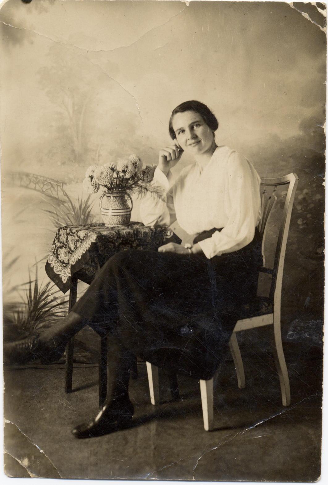 Maria Kuus (1902-1988)
