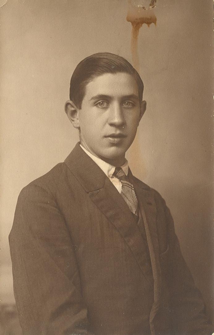 Pieter Brouwer (1912-2005)
