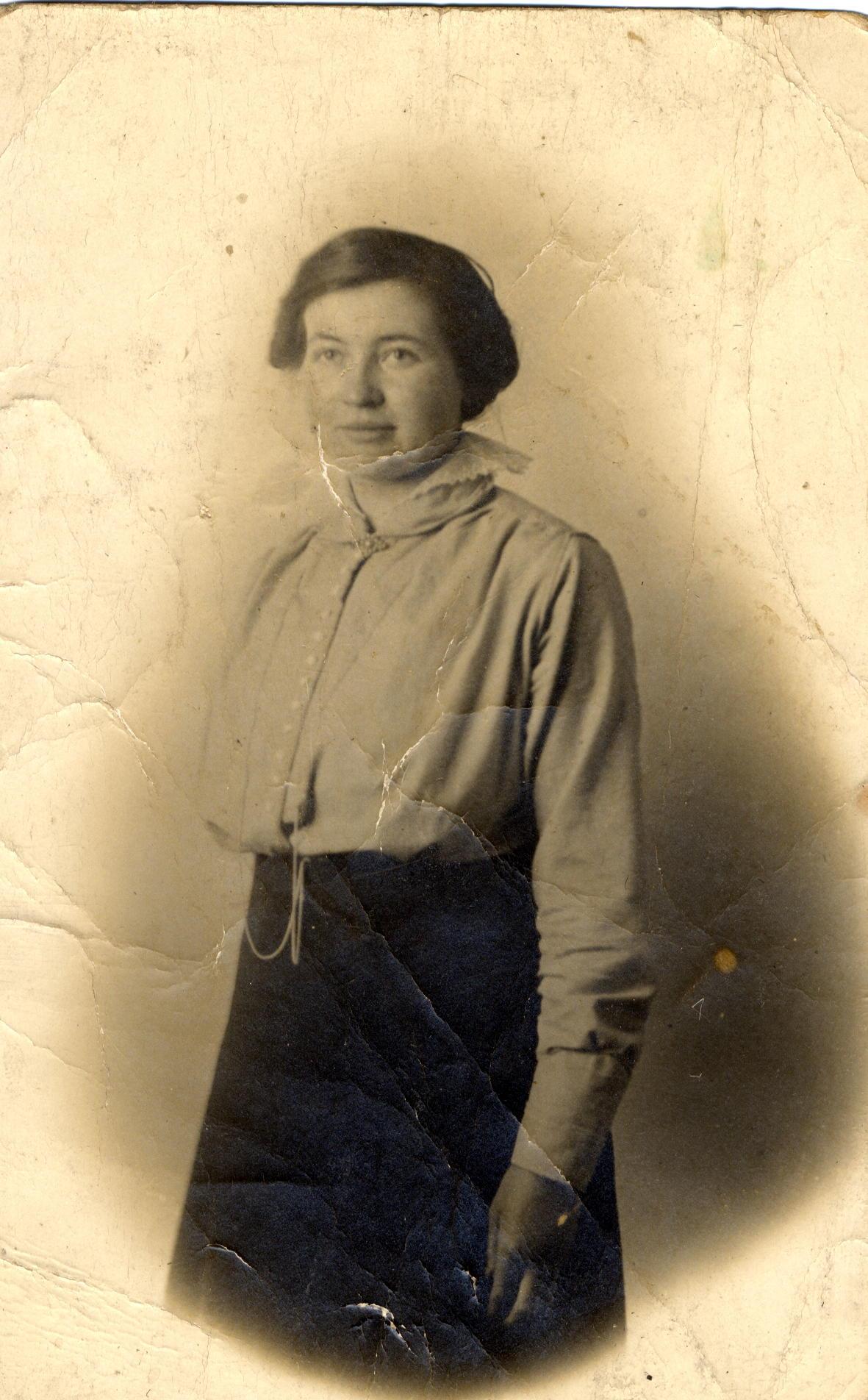 Pieternella Kuus (1896-1992)