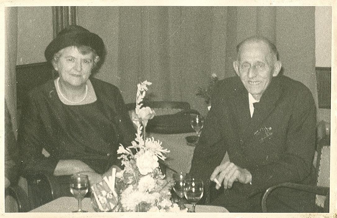 Christina Muis (1905-1991), Willem Plokker (1901-1965)
